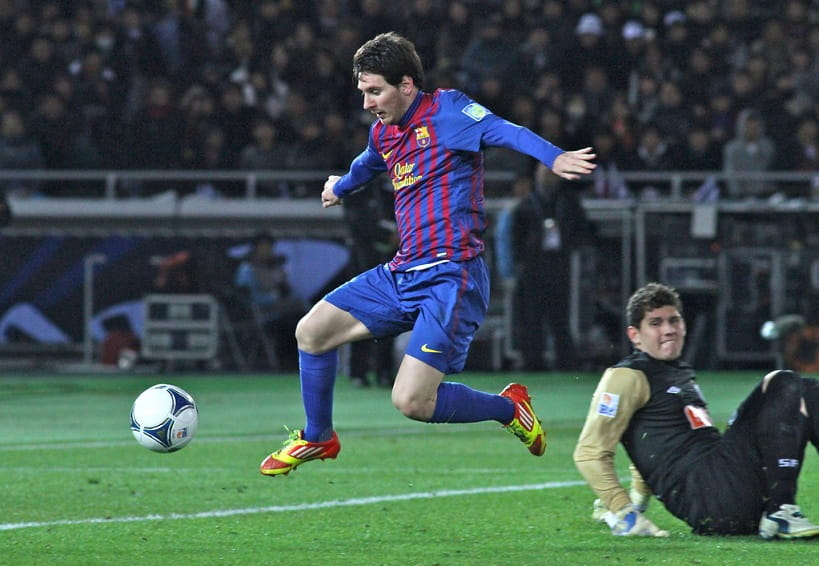 Lionel Messi Lifestyle, Biography and Career